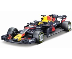 Red Bull Racing RB14 1:43 No. 3+33 ass