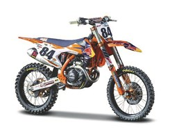 Red Bull KTM Supercross SX450 2018 1:6