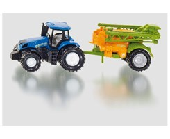 New Holland Tractor with crop spayer