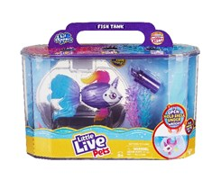 Little Live Pets dippers Fish Playset