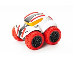 Mini Runner Tumbling Car 2,4GHz w/p R/C white