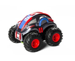 Runner Tumbling Car 2,4GHz water proof R/C black