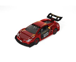 1:20 JUNIOR KIT Pull Back Racing Car, red