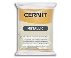 Cernit metallic 050 56g gold