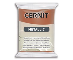 Cernit metallic 058 56g bronze