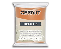 Cernit metallic 775 56g rust